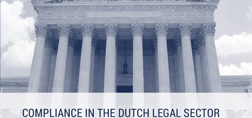 Compliance in the Dutch legal sector